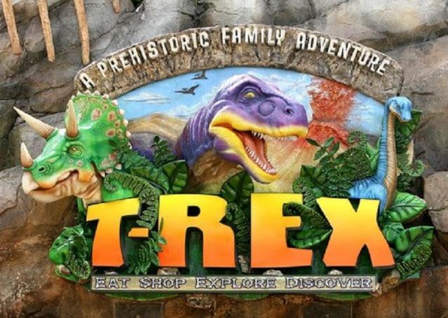 [TR + VIDÉOS | WDW ¤ IoA ¤ USO au AoA | Sept./Oct. 2013] ♥ STiiiTcH & boub's vous racontent... ♥ Vidéo (partie 5 en ligne) ♥ MAJ !!! 25/08/14 T_rex_12
