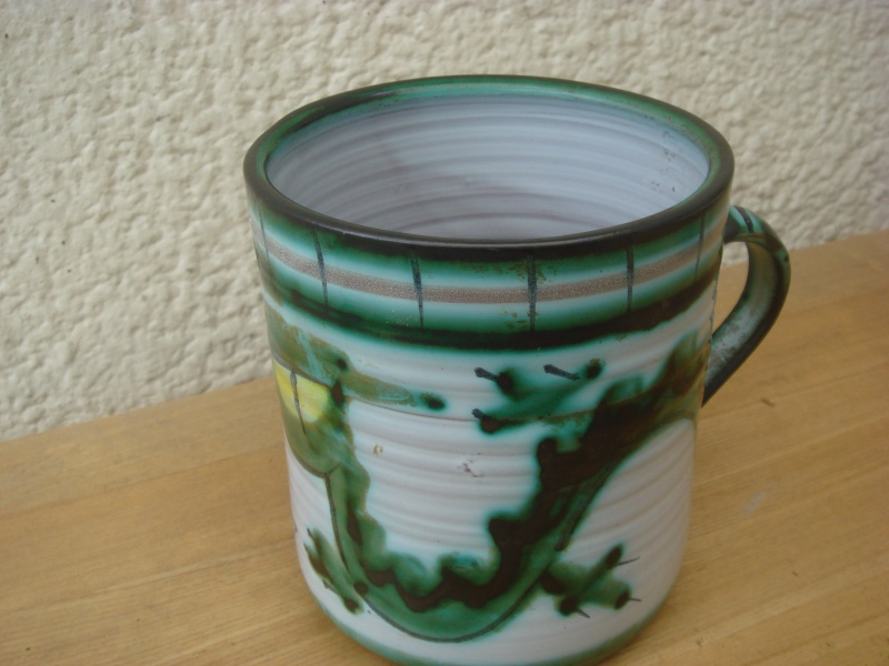 Tintagel pottery Cornwall Copied68