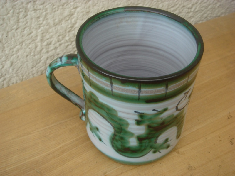Tintagel pottery Cornwall Copied69