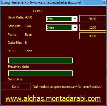 UsingTheSerialPort ()Visual Basic 2008 Ououoo39