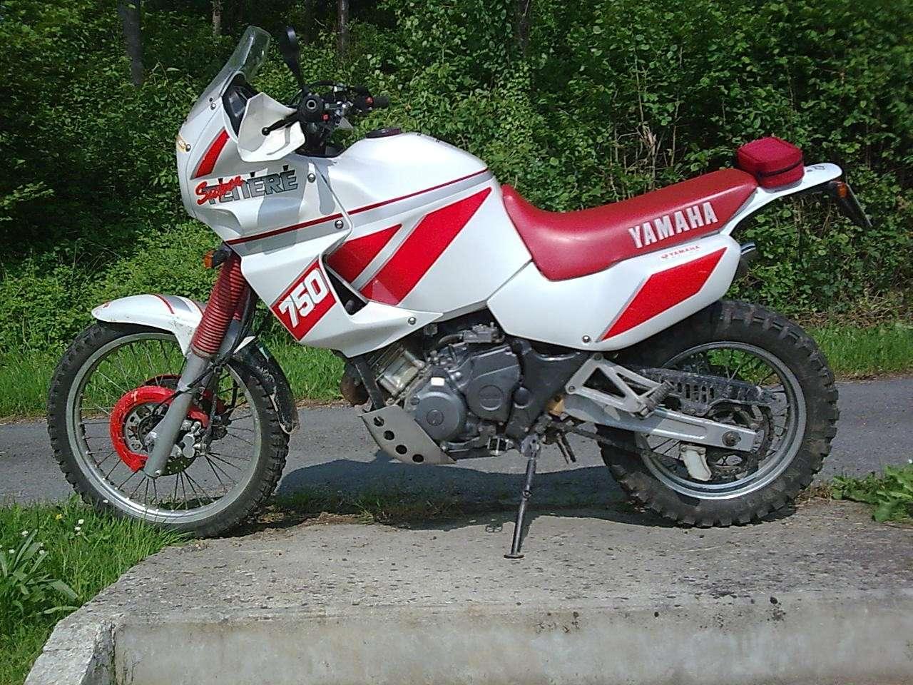 Mon 750XTZ de 1990 Photo014
