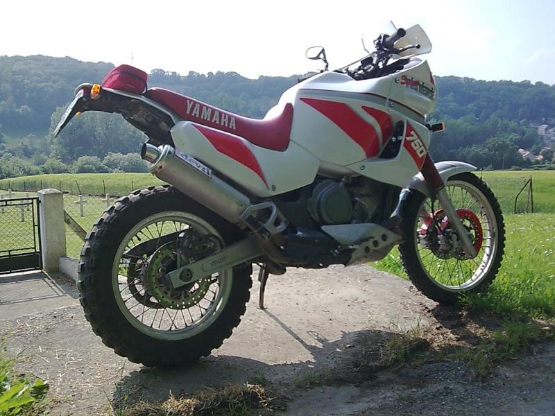 Mon 750XTZ de 1990 Photo015