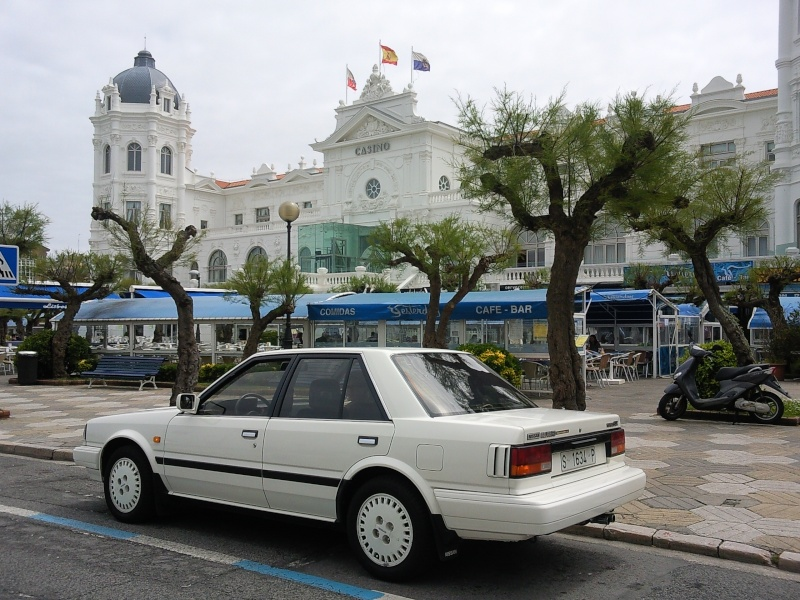 Nissan Bluebird turbo sgx t12, la restauration de l'Espagne - Page 3 Foto3210