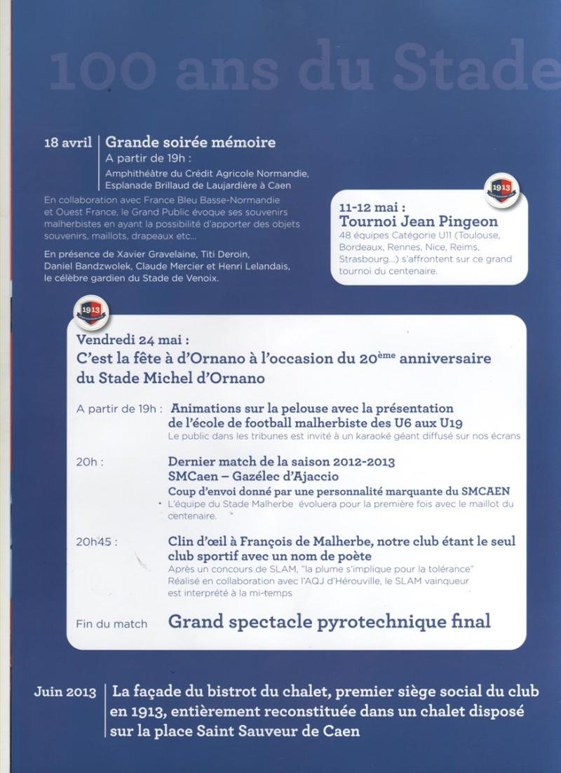 Festivité pour le Centenaire - Page 3 Progra11