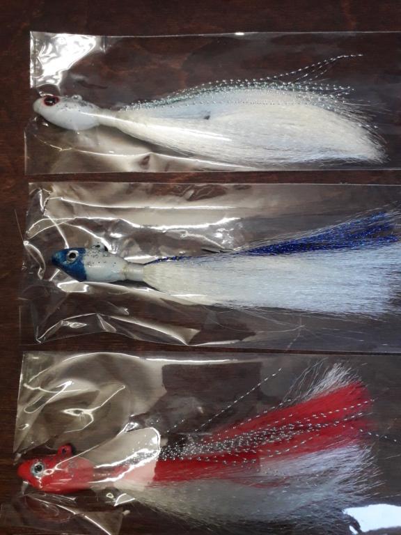 [VENDO][NUOVO] Bucktail Jig simil iarfish 20191030