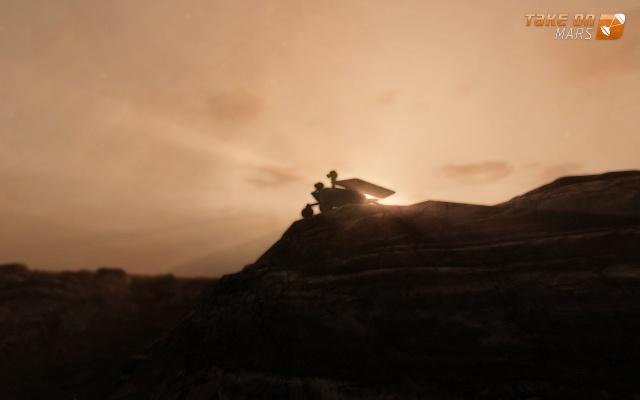 [jeux vidéos] Take-on : Mars  ! Explor10