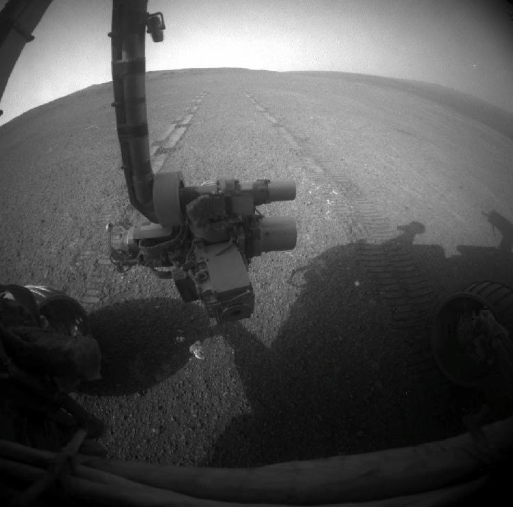 opportunity - Opportunity et l'exploration du cratère Endeavour - Page 5 Image210