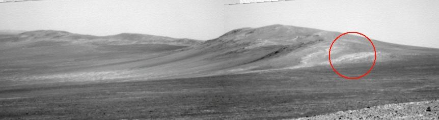 opportunity - Opportunity et l'exploration du cratère Endeavour - Page 5 Image310