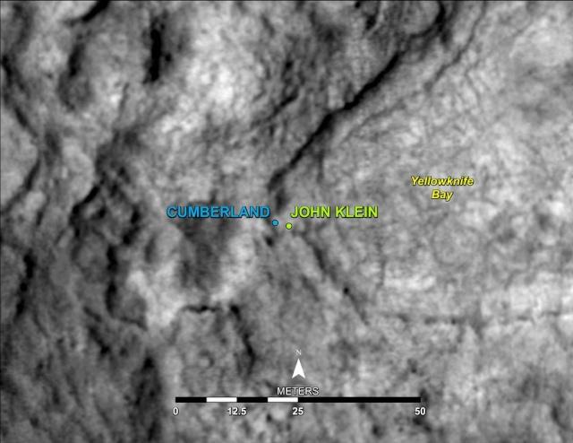 [Curiosity/MSL] L'exploration du Cratère Gale (2/3) - Page 5 Pia16910