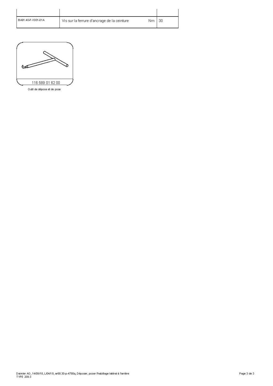 demontage mecanisme leve vitre arriere Dzopos12