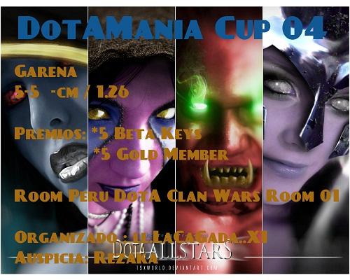 DotAMania Cup # 04 Torneo13