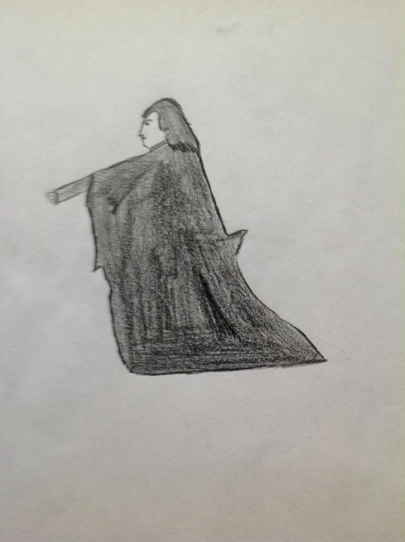 Vos Fanarts Harry Potter - Page 2 Severu10