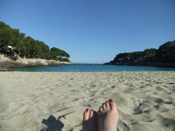 Wir waren da :) Strand10