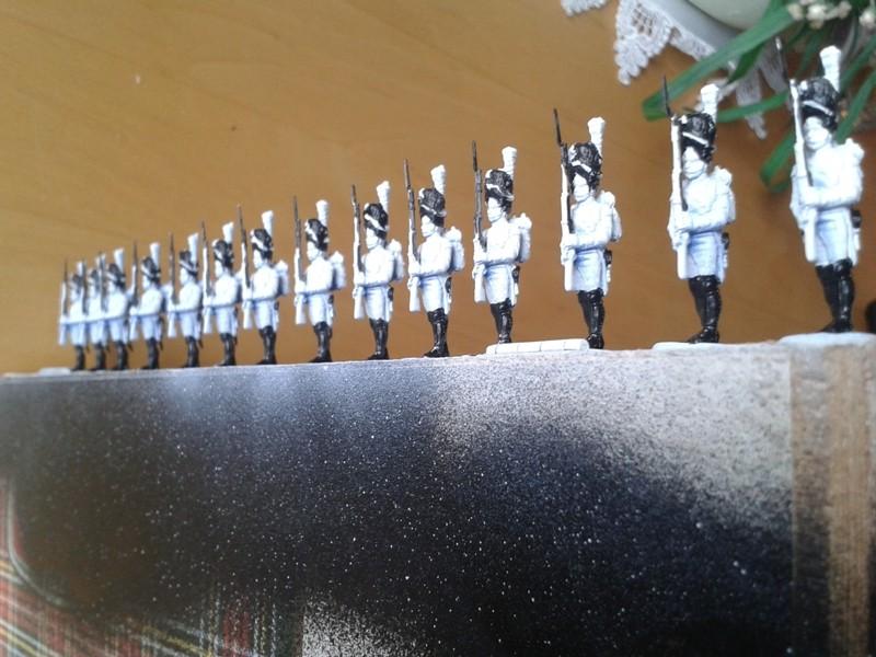 Belagerung während der am. Revolution in 1/72 20130173