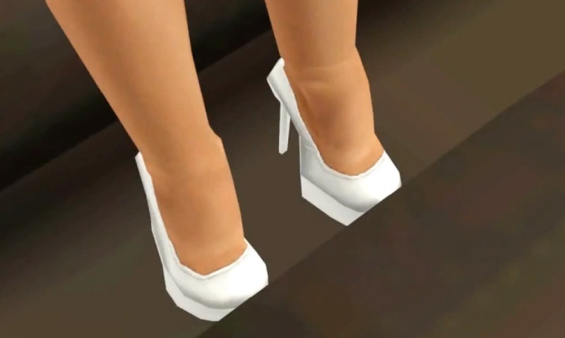 WCIF these heels? Shoes10