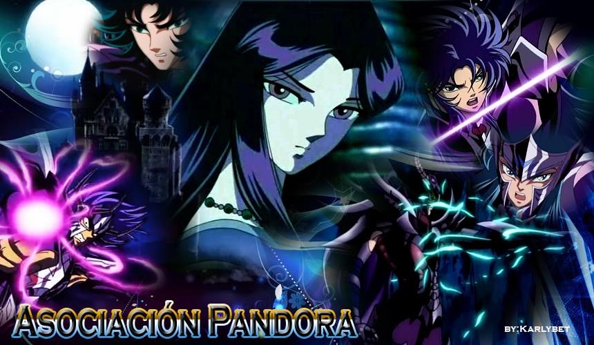 Saint Seiya Asociación Pandora Warrior