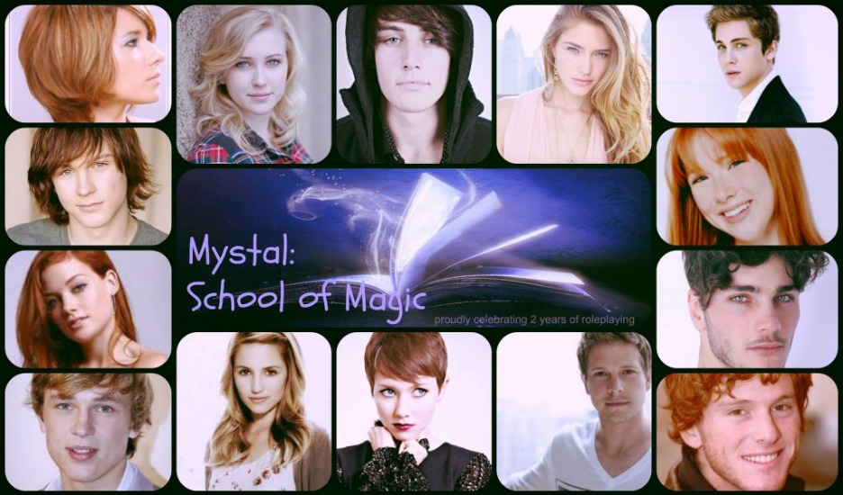 Mystal: School of Magic