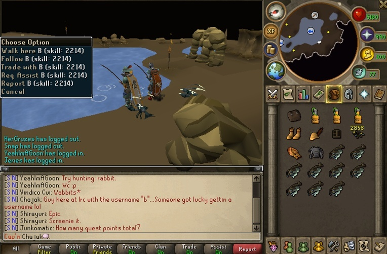 Celebrities on Runescape - Page 5 Lucky_10