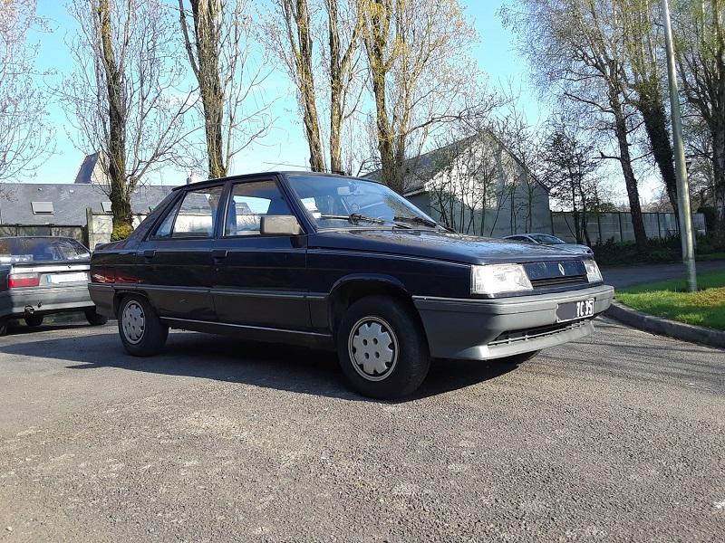 Renault 9 Spring 1,2 de 1988 ....... encore une 1010