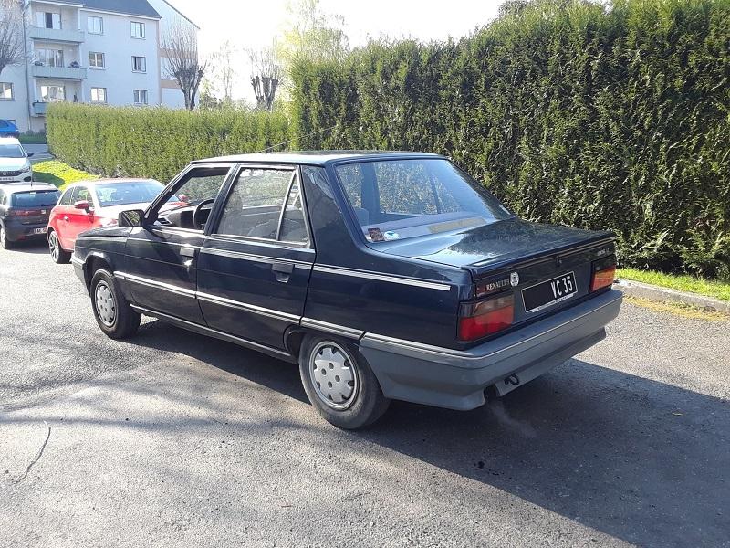 Renault 9 Spring 1,2 de 1988 ....... encore une 1210
