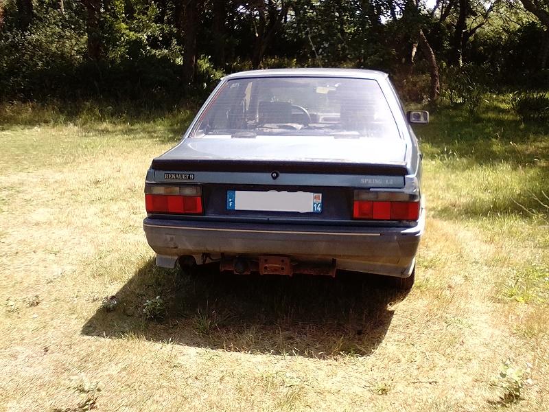 Renault 9 TL de 1987 - Page 9 416