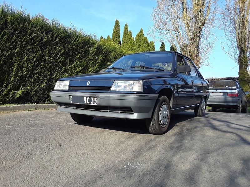 Renault 9 Spring 1,2 de 1988 ....... encore une 912