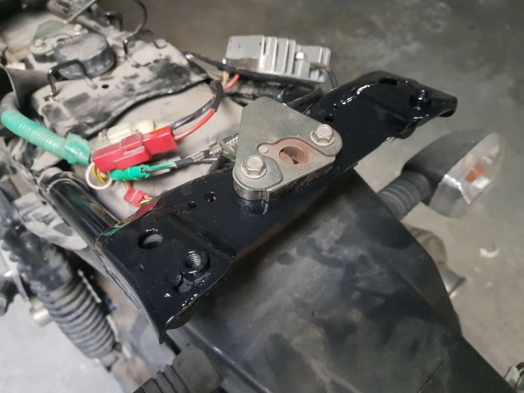 Chasis quebrado soporte de manijas acompañante 20190412