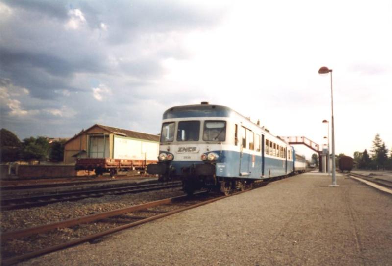 Pk 342,9 : Gare de Gaillac (81) - X2800 005_2a10