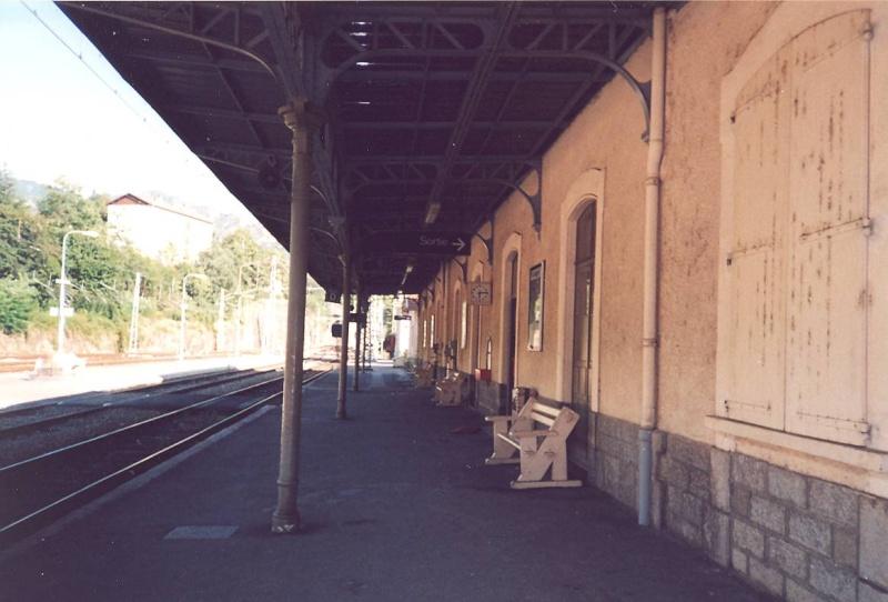 Album Photos de la ligne Toulouse - Latour de Carol - Page 4 007_4_11