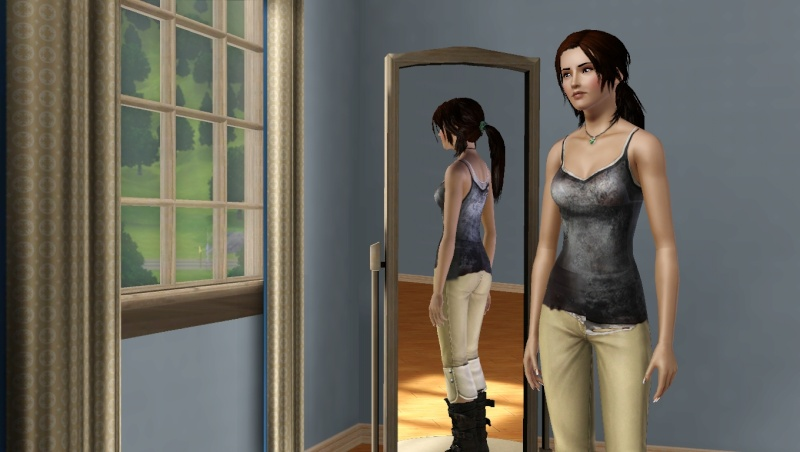 [Créations diverses] Louis-Sims & Zano - Contenu Tomb Raider Screen11