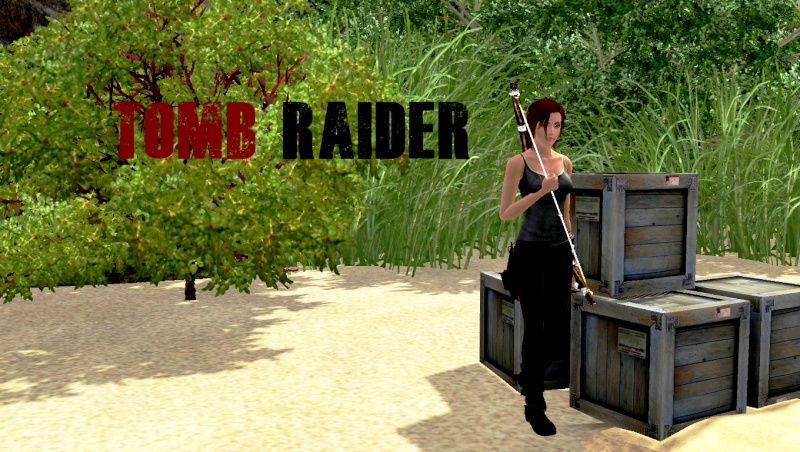 [Créations diverses] Louis-Sims & Zano - Contenu Tomb Raider - Page 3 Screen19