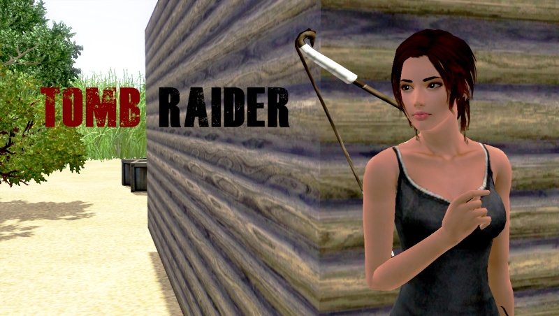 [Créations diverses] Louis-Sims & Zano - Contenu Tomb Raider - Page 3 Screen20