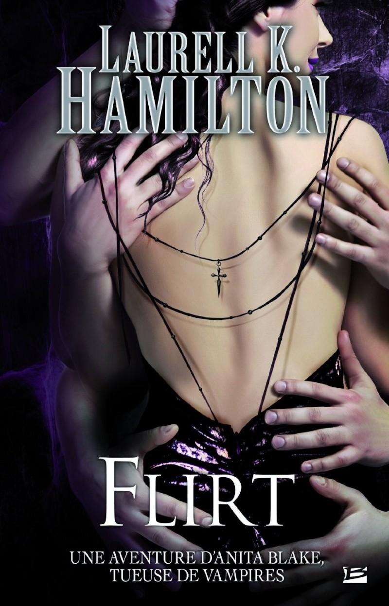 HAMILTON Laurell K. - ANITA BLAKE - Tome 18 :  Flirt  711xkq10