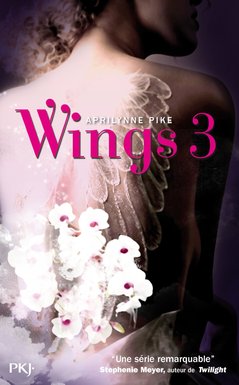 PIKE Aprilynne - WINGS - Tome 3 : Illusions 81ywrb10