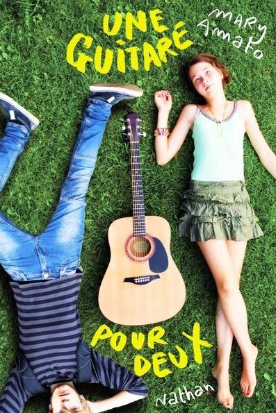 AMATO Mary - Une guitare pour deux Captur10