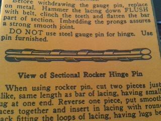 flat belting .. 13694010