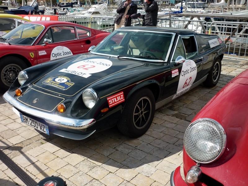 Tour Auto 2013. Porsche en force - Page 4 P1060914