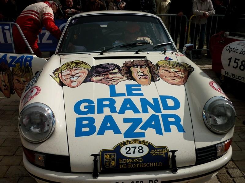 Tour Auto 2013. Porsche en force - Page 4 P1070012