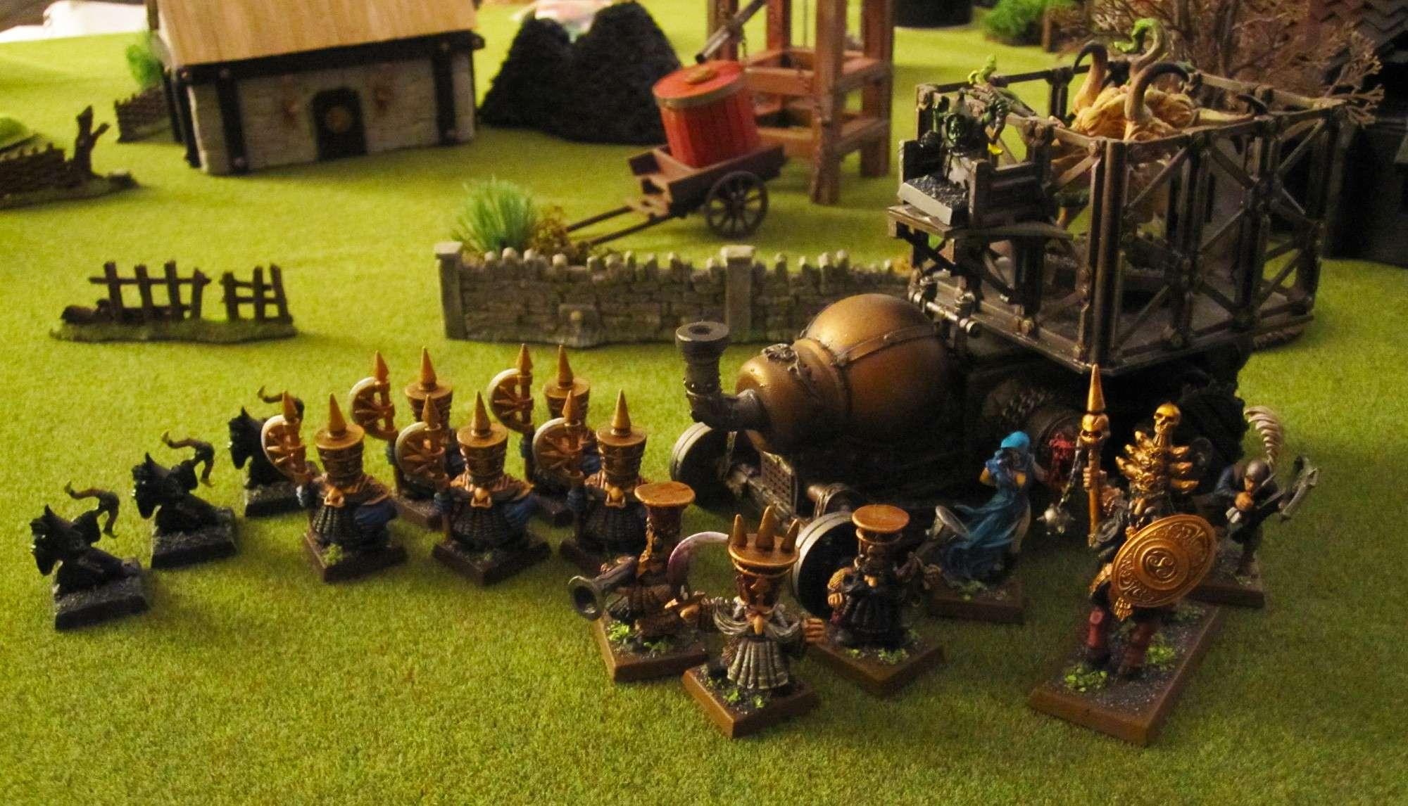 chaos - Chaos Dwarfs Chaos-12