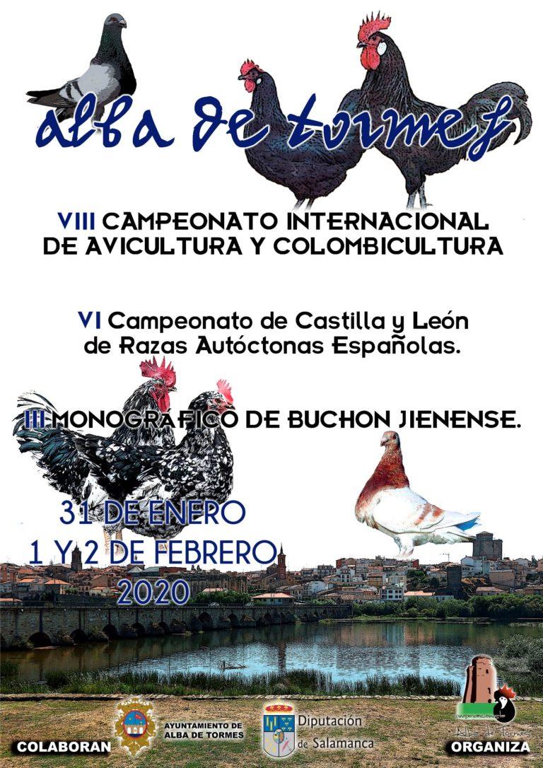 31 enero, 2020 VIII Campeonato Internacional y VI Campeonato Cartel10