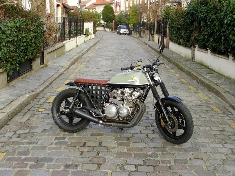 Honda CB 750 KZ Snb13415
