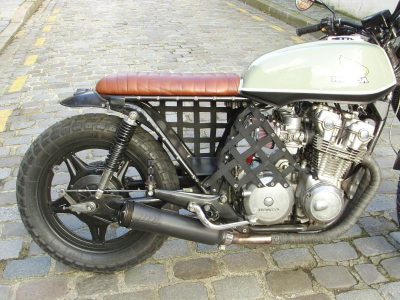 Honda CB 750 KZ Snb13513