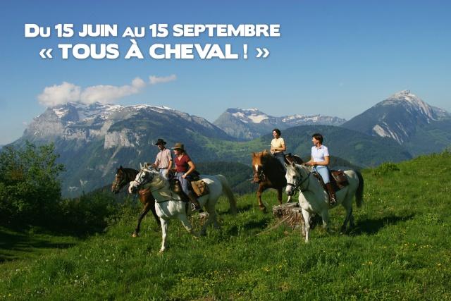 Initiation gratuite à l'équitation en Isère Tousac11