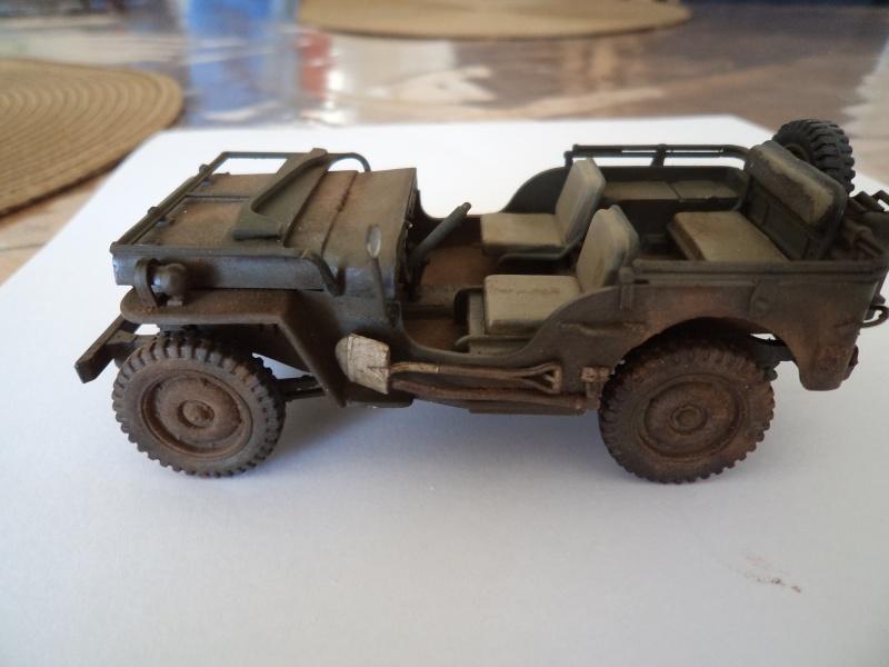 Jeep Willys MB Italeri 1/35 - Page 3 Dsc01411