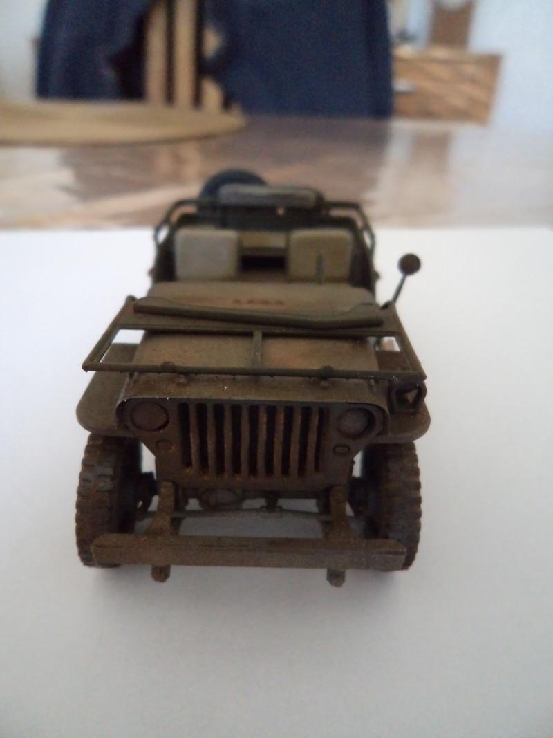 Jeep Willys MB Italeri 1/35 - Page 3 Dsc01412