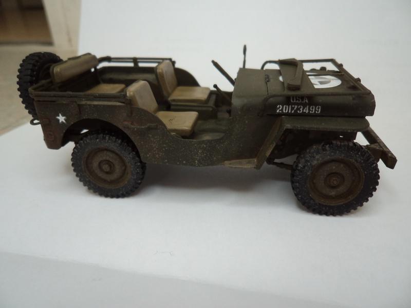 Jeep Willys MB Italeri 1/35 - Page 3 Dsc01419
