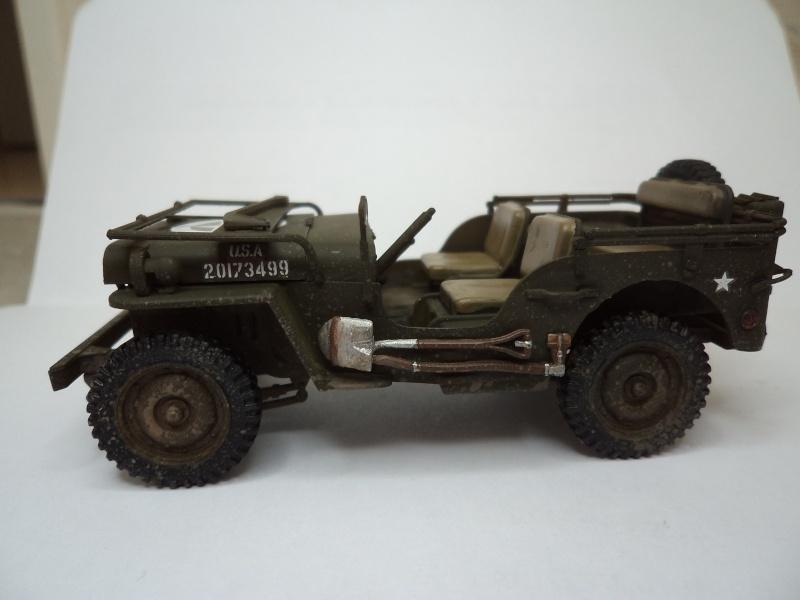 Jeep Willys MB Italeri 1/35 - Page 3 Dsc01421