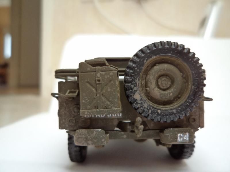 Jeep Willys MB Italeri 1/35 - Page 3 Dsc01422