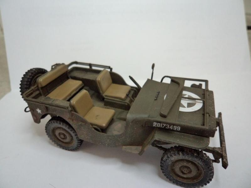 Jeep Willys MB Italeri 1/35 - Page 3 Dsc01423