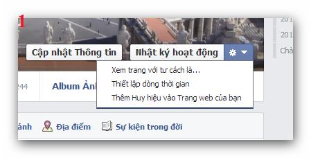 Tạo Huy Hiệu Facebook của riêng bạn. Ashamp10